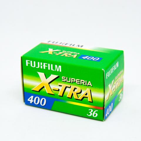 Фотопленка Fujifilm Superia X-TRA 400/135-36