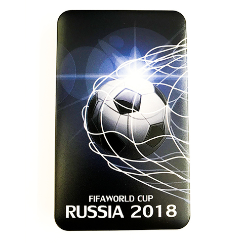 Внешний аккумулятор Hoco J6 FIFA WORLD CUP RUSSIA 2018 Edition Power Bank 10000mAh Цвет 1