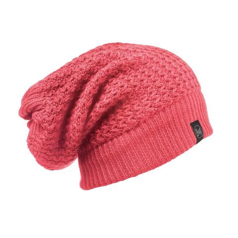 Вязаная шапка-бини Buff Ramdon Red Clay
