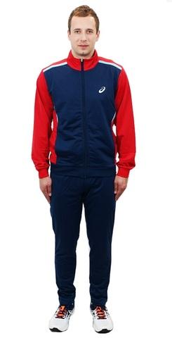 ASICS TRACKSUIT POLYWARP спортивный костюм для мужчин красный