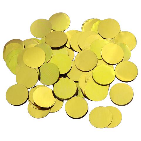 Круги Золото, 2 см