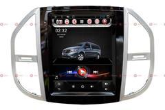 Штатная магнитола для Mercedes-Benz Vito 2 03-10 Redpower 31608 TESLA