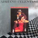Adriano Celentano / Un Po' Artista Un Po' No (LP)