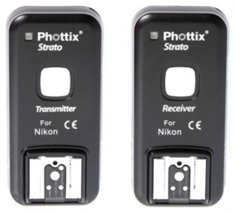 Синхронизатор Phottix Strato 2,4GHz Wire/Wireless 4 in 1 Trigger Set C6