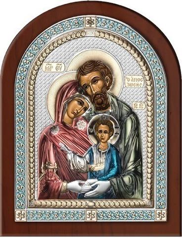 Икона Святое семейство (14,5*18,5)