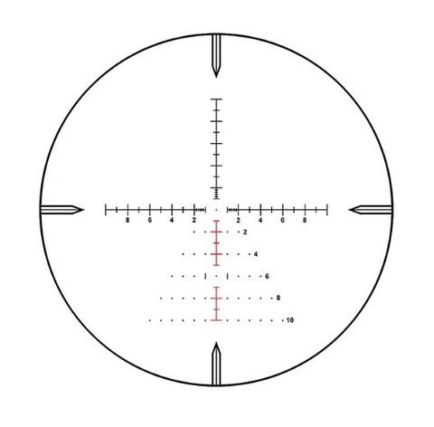 MARCOOL STALKER 4-24X50 SFIR FFP (#HY1615)