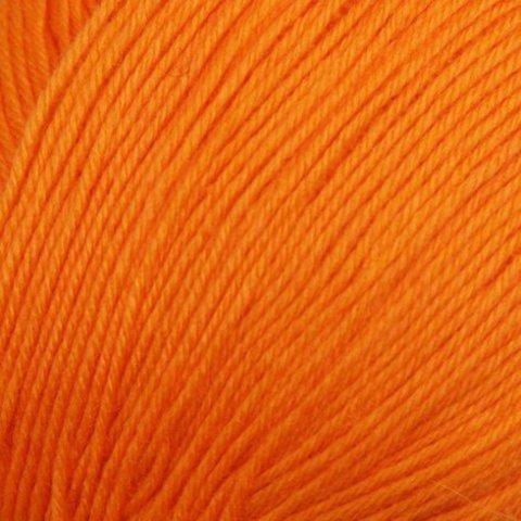 Пряжа Пехорка Детский каприз светло-оранжевый 485