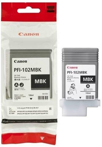 Картридж Canon PFI-102MBk