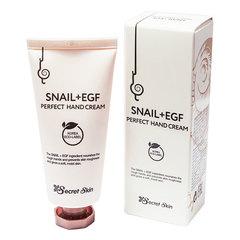 Secret Skin Snail+Egf Perfect Hand Cream - Крем для рук с экстрактом улитки
