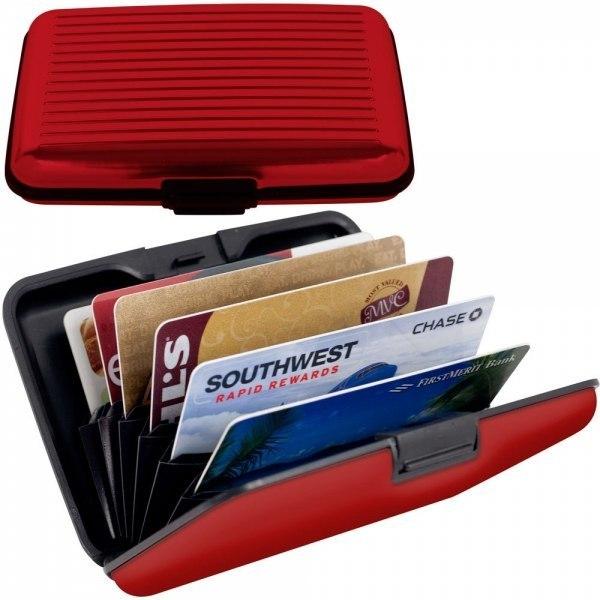 Товары для мужчин Алюминиевая визитница Aluma Wallet (Мультикард) 09732019b666f103df8bf82f1ec9f78d.jpg