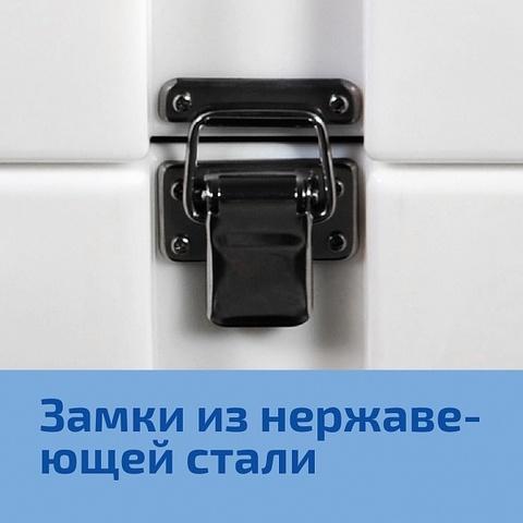 Изотермический контейнер Techniice Гарант 105L на колесах