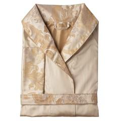Элитный халат сатиновый Louis XIV antikgold от Curt Bauer