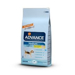 Сухой корм Advance Medium Light