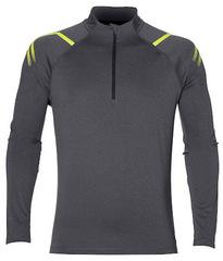 Рубашка беговая мужская Asics Icon 1/2 Zip LS