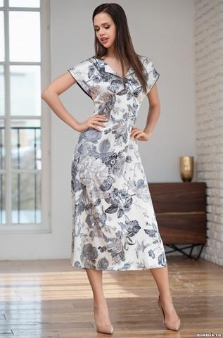 Ночная сорочка Mia-Amore LETUA3438 (70% натуральный шелк)