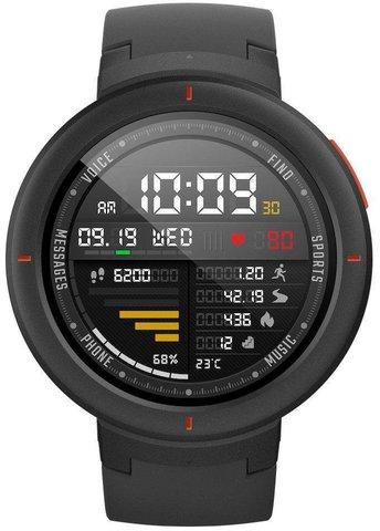Смарт Часы Amazfit Verge Lite (Серый) Shark Grey