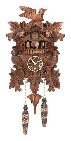 Часы настенные с кукушкой Trenkle 377 QMT