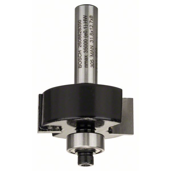 Фреза для выборки Std S8/D31,8/L12,5 Bosch 2608628350