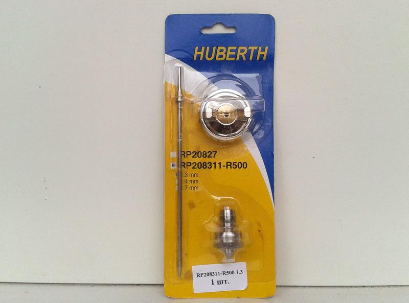 Сменный комплект для краскопульта Huberth R500 дюза 1.3
