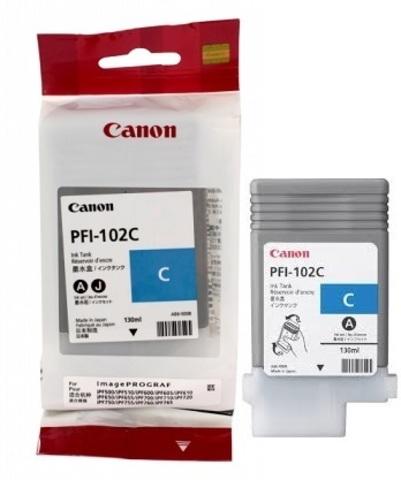 Картридж Canon PFI-102C