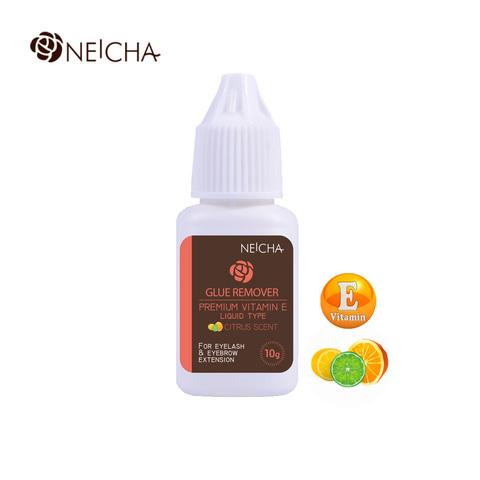 Ремувер Neicha жидкий с витамином Е цитрус 10мл