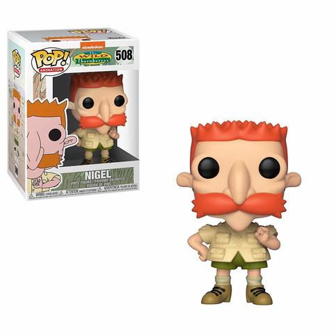 Nigel (The Wild Thornberry's) Funko Pop! Vinyl Figure Nickelodeon