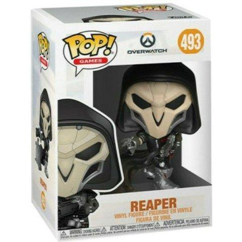 Фигурка Funko POP! Vinyl: Games: Overwatch S5: Reaper (Wraith) 37435
