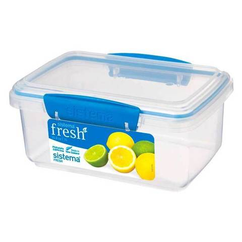 Контейнер прямоугольный Fresh, 1 л