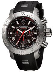 Наручные часы Romanson AL1236HMWBK