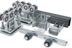 Комплект автоматики для ворот ЭКО7(ширина проема до 5 м  вес до 500 кг)  с FAAC740 и фотоэлементами.