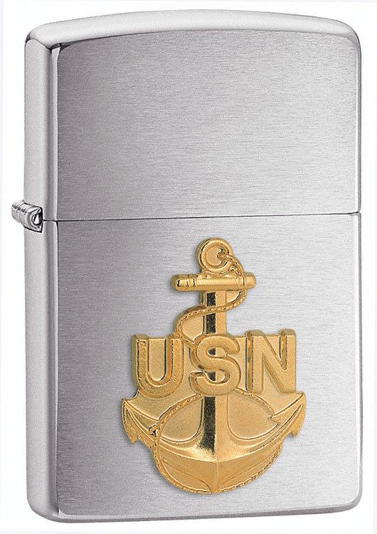 Зажигалка Zippo U.S. Navy Emblem № 280ANC
