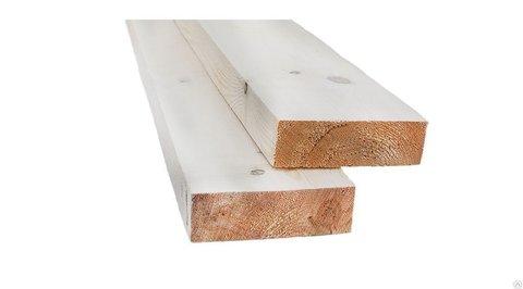 Доска обрезная 30х100х6000 мм, сорт 1, свежий лес, ГОСТ
