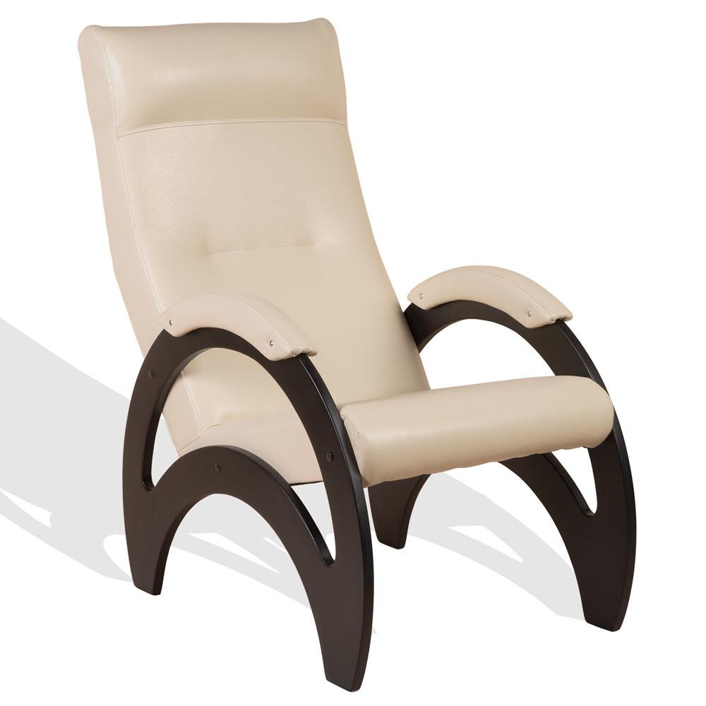 Кресла для отдыха Кресло Сальса Экокожа Cream bluz-otd-cream-1.jpg