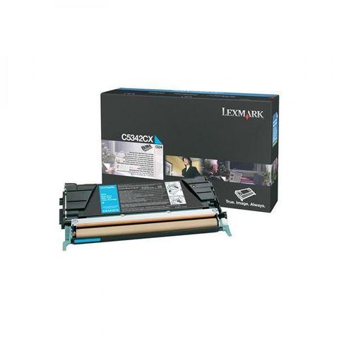 Картридж для принтеров Lexmark C534 черный (black). Ресурс 7000 стр (C5342CX)
