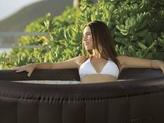 СПА-бассейн Jet Massage круглый