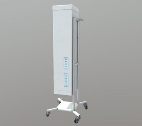 Облучатель-рециркулятор бактерицидный  «СИБЭСТ-70КС» с передвижной платформой «П № 1»