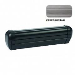 Маркиза крышная с эл.приводом DOMETIC Premium RTA2040,цв.корп.-черный, ткани-серебро, Ш=4м