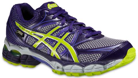 Непромокаемые Asics Gel-Pulse 6 Кроссовки для бега женские G-TX