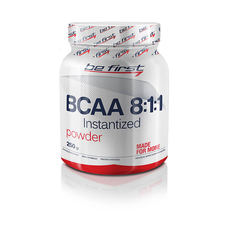 Be First BCAA 8:1:1 instantized (250 г/вишня)