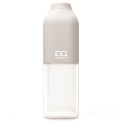 Бутылка MB Positive 0,5 л, светло-серая Monbento