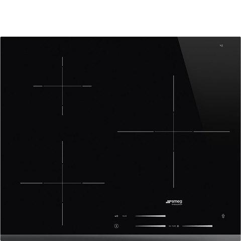 Индукционная варочная панель Smeg SI7633B