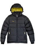Bergans пуховик 7632 Rena Down Youth Jacket Solid Charcoal
