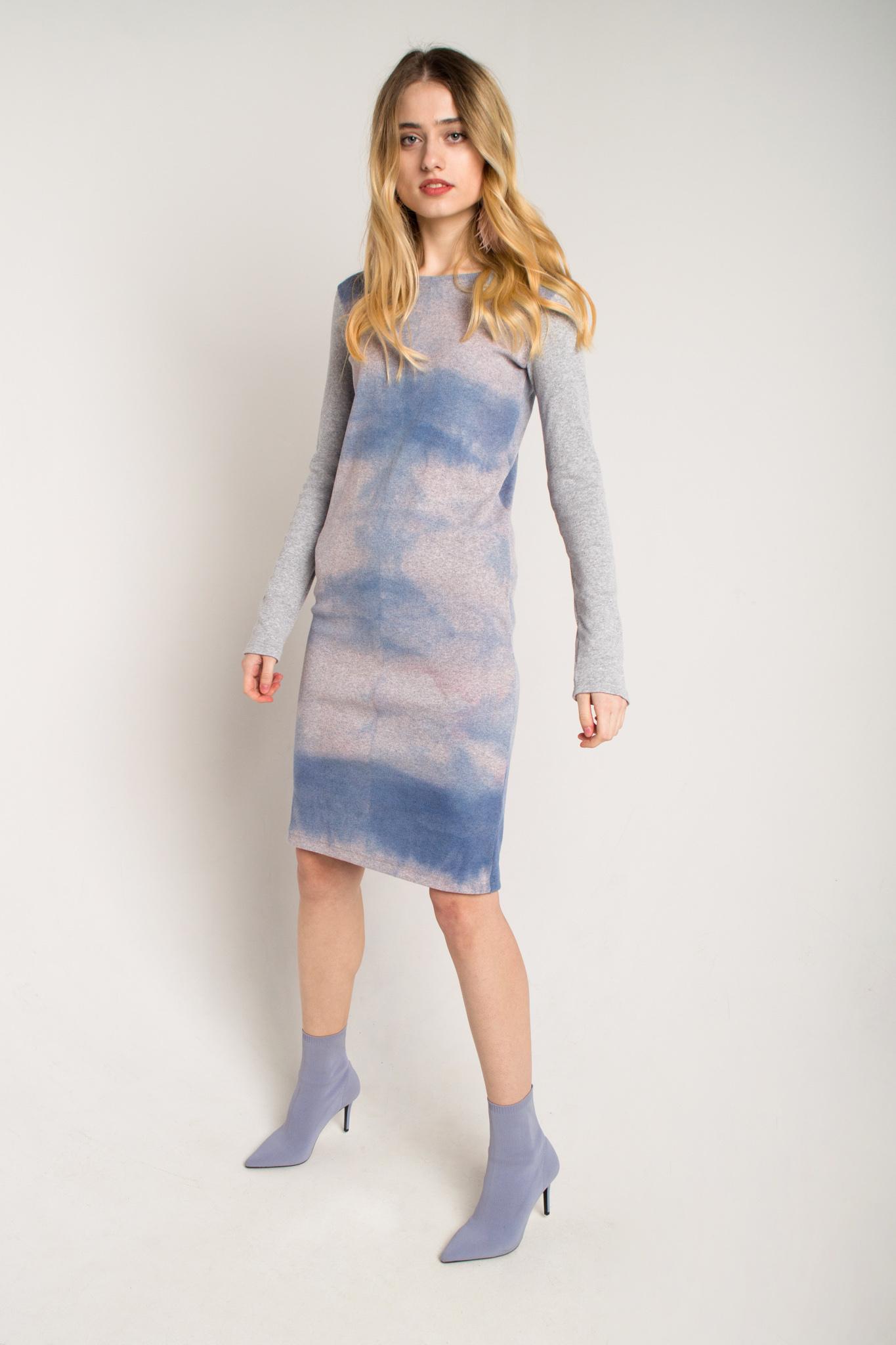 cb4e6e559e1 Платье трикотажное