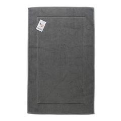 Коврик для ванной темно-серого цвета Essential 50х80 Tkano