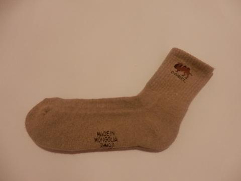 Носки из верблюжьей шерсти camel фото1