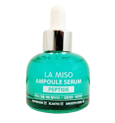 Восстанавливающая сыворотка с пептидами La Miso Ampoule Serum Peptide