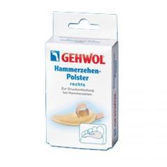 Gehwol Hammerzehen-Polster rechts - Подушечка под пальцы ног малая, правая №0 1 шт