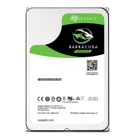 SEAGATE Barracuda 500Гб