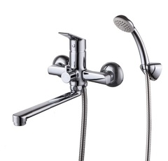 Смеситель для ванны Milardo Nelson NELSB00M02
