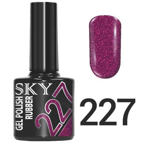 Sky Гель-лак трёхфазный тон №227 10мл